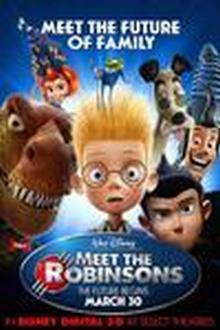 拜见罗宾逊一家/未来小子/拜见罗宾逊一家 Meet the Robinsons