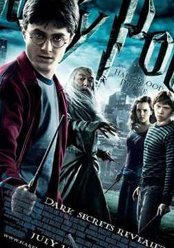 哈利·波特6/哈利·波特与混血王子[QMV]