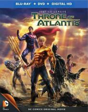 正义联盟:亚特兰蒂斯王座/正义联盟:亚特兰蒂斯的宝座