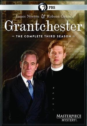 牧师神探第三季