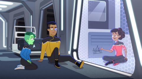 星际迷航下层舰员第2季